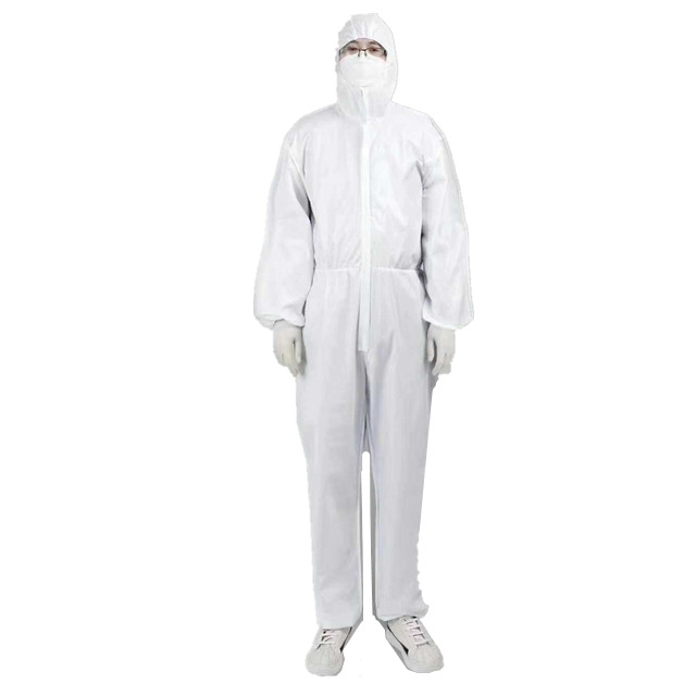 Disposable clothing fabric protective suit cloth